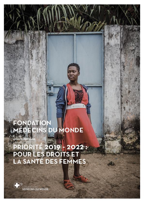 Brochure Fondation Médecins du Monde 2020