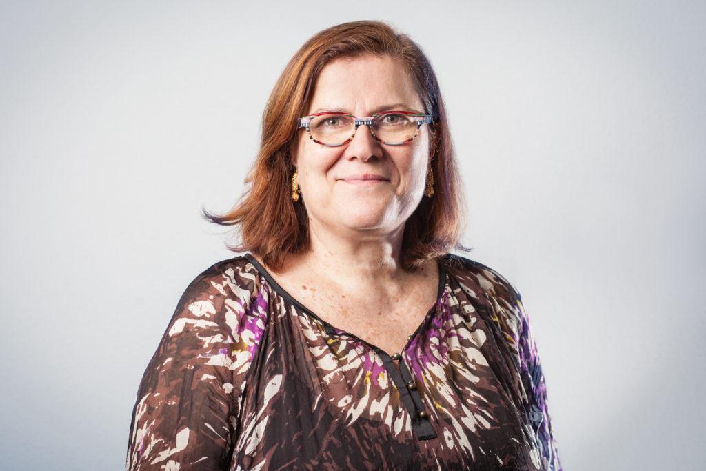 Portrait de Catherine Giboin, Présidente de la Fondation Médecins du Monde
